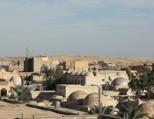 GRAND ERG ORIENTAL, ALGERIA            オリエンタル大砂丘, アルジェリア
