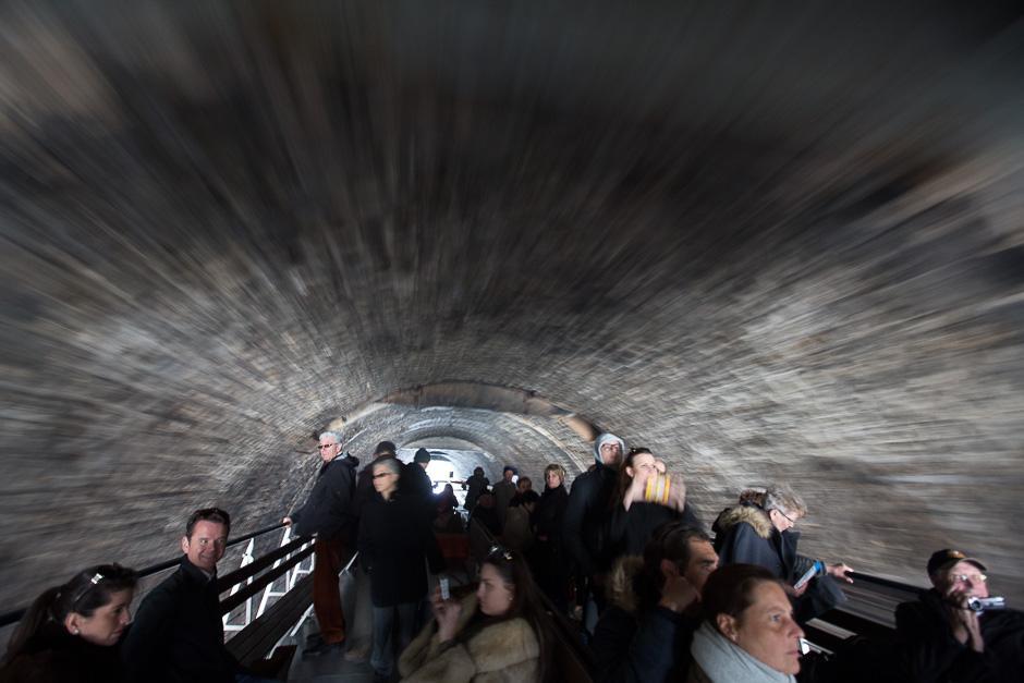 Underground of Paris - Canal St-martin, 2013